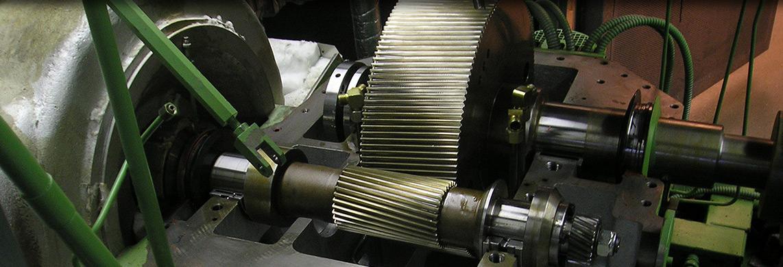 Turbinen Wartung Reparatur und Ersatzteile