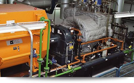 Unternehmen Turbinenbau Deutschland Bielefeld